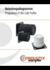 Belastungsdiagramme Programm 0180 Cell-Puffer