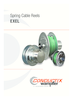 Spring Cable Reels EXEL