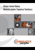 Ürüne Genel Bakış Motorlu Kablo Toplama Tamburu