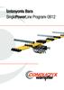 İzolasyonlu Bara SinglePowerLine Programı 0812