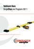 Yalıtkanlı Bara SingleFlexLine Programı 0811