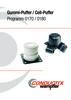 Gummi-Puffer / Cell-Puffer Programm 0170 / 0180