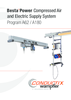 Bestapower Compressed Air and Electric Supply System Program A62 / A180