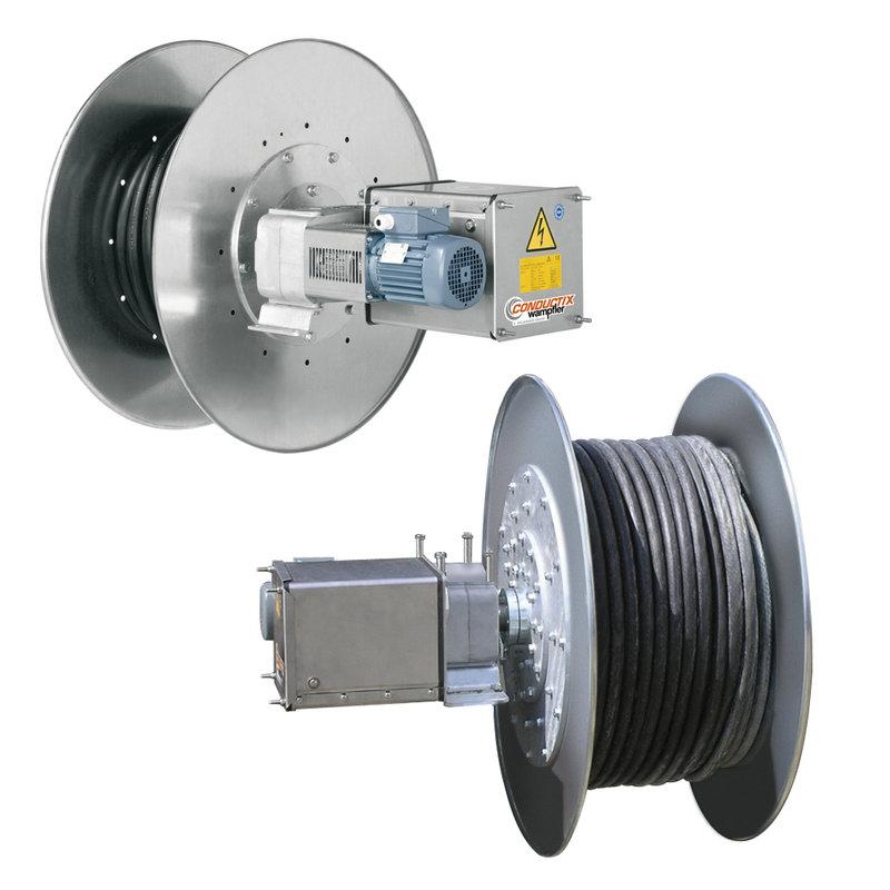 Motorlu Kablo Sarma Tamburları Turkey