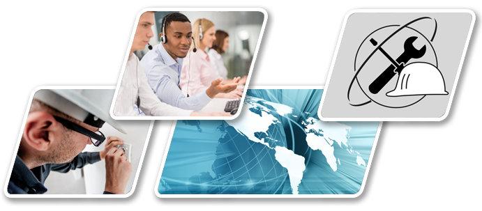 Global - Destek - Onarım - Servis - Conductix-Wampfler
