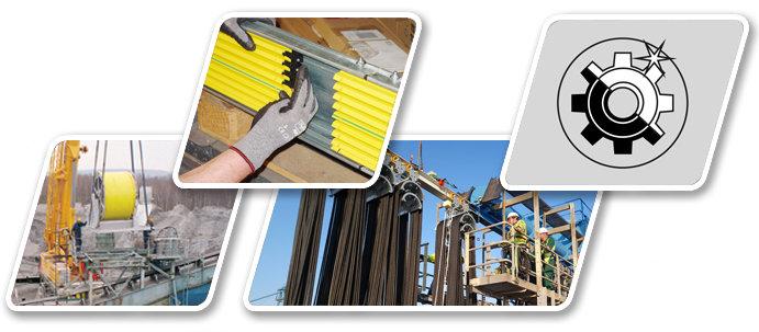 Tadilat - Yenileme - Modernizasyon - Servis - Conductix-Wampfler