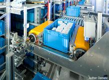 Automatisches Kleinteilelager (AKL) für Medizintechnik