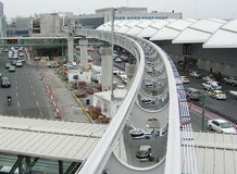 Transfer between two Airport terminals [cable liner system   DCC]
